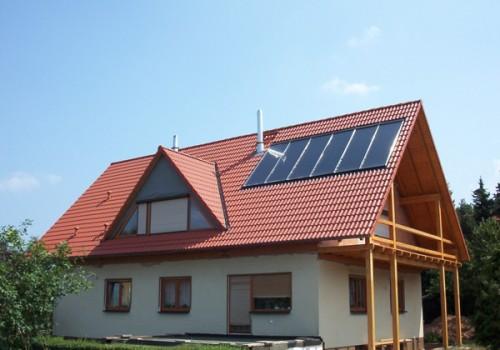 Wohnhaus In Poxdorf