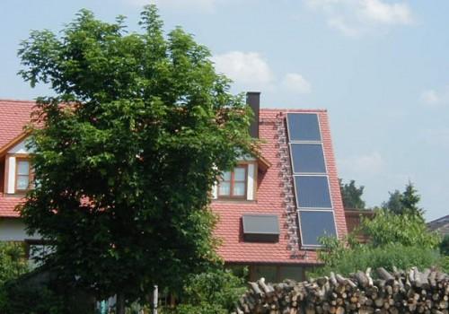Wohnhaus In Hausen
