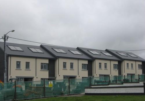 Häuserzelle In Ireland